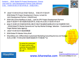 Content |2018 Global PV Project Development Chance (Specific Pipeline) and Joint Development Partner | Consulting eShop Financing |光伏云享慧 Content | Consulting eShop Financing |光伏云享慧| 全球光伏项目开发机会(明确项目)和寻找合作开发伙伴